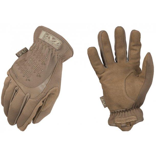 Mechanix handsker Fastfit Coyote - S