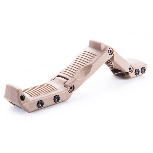 HERA Arms HFGA justerbar greb - Tan