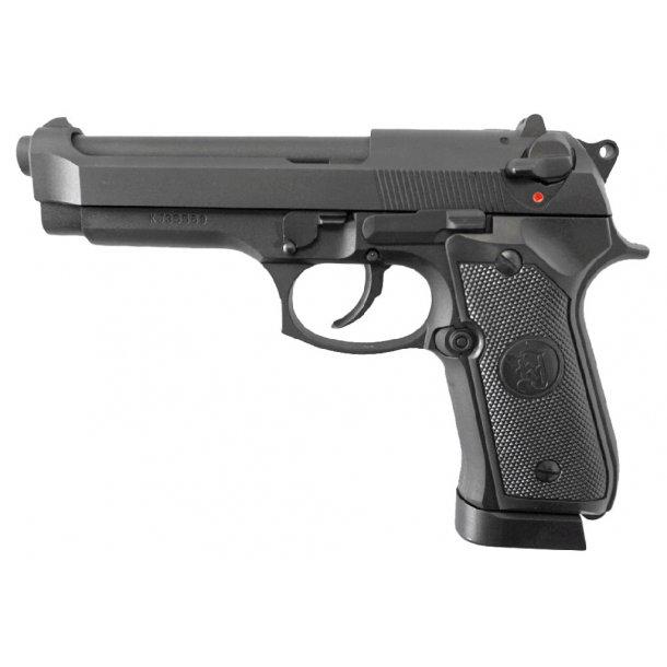 M9 Co2 Blow Back pistol - fuld metal