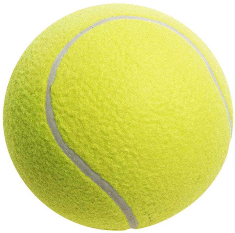 Fremragende Jumbo tennisbold på 15 cm - nem at ramme | BilligLeg LW68