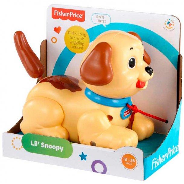 Fisher Price - Snoopy Hund