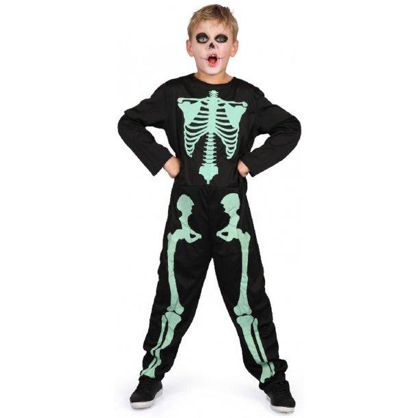 Skelet selvlysende - 120 cm