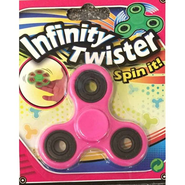 Infinity spinner - Pink