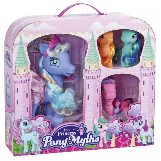 Princess Pony Large gavesæt