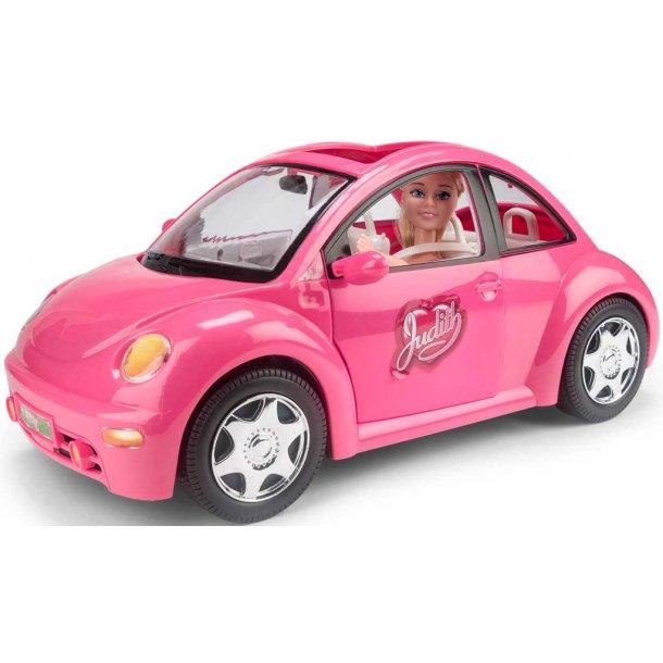 Judith bil og dukke