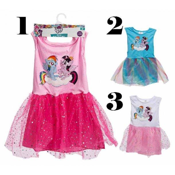 My Little Pony ballerinakjole str. 4 - 7 år