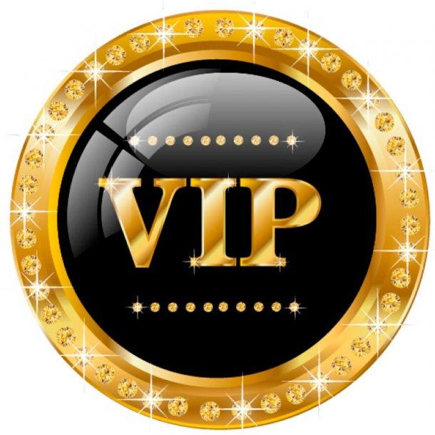VIP medlemskab - Spar 7% på ALT