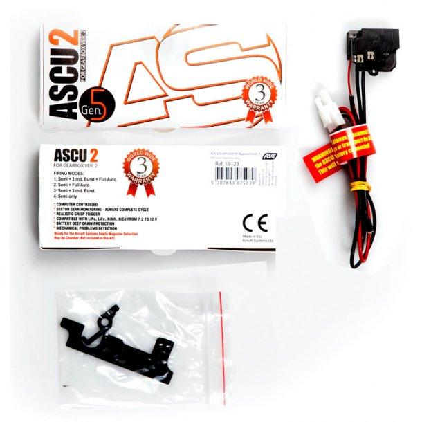 ASCU gen. 5+ - Avancerede computer styring af din riffel