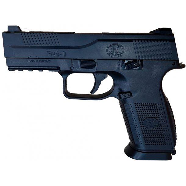FNS 9 manuel pistol - sort