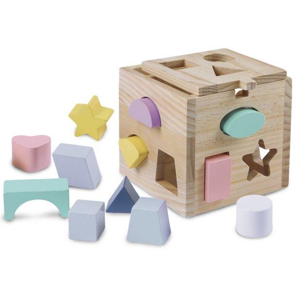 Buddy wood put i box