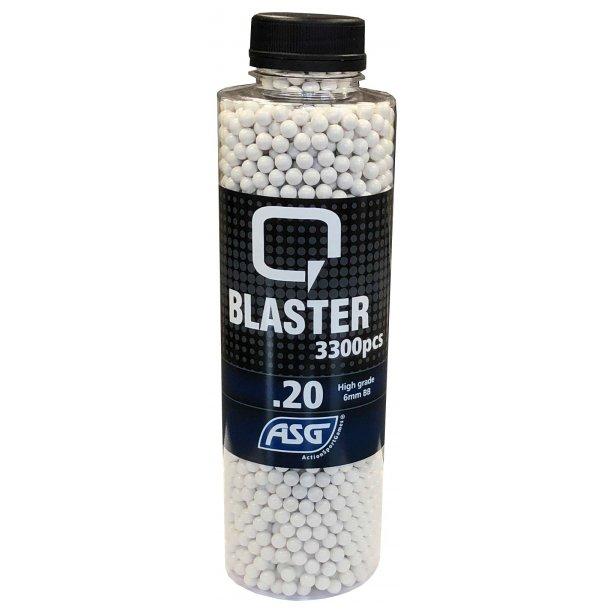 Q Blaster 3300 stk. High Grade 0,20g