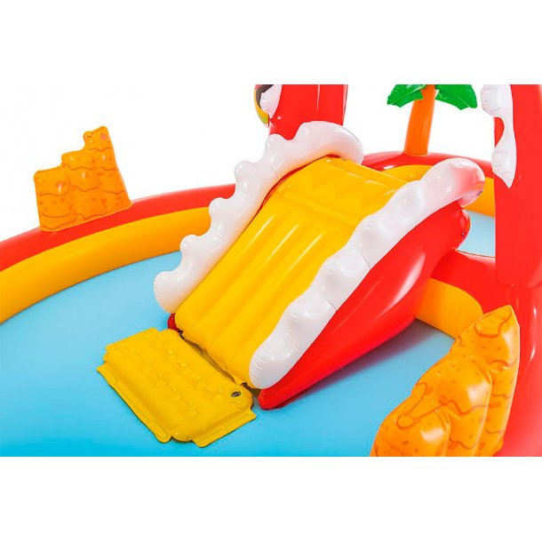 Intex happy dino playcenter
