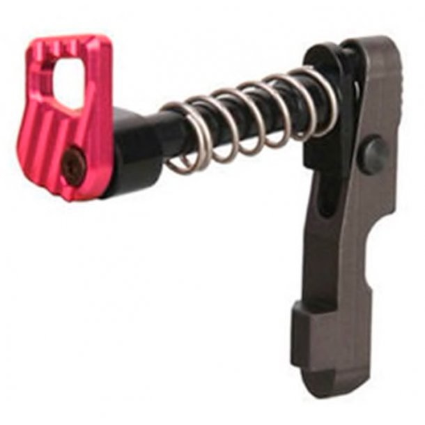 M4 CNC Mag release - red