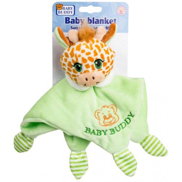 Baby Buddy giraf sutteklud