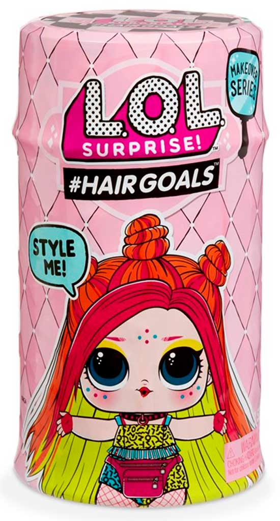 LOL Surprise Hairgoals - Nye LOL surprise dukker