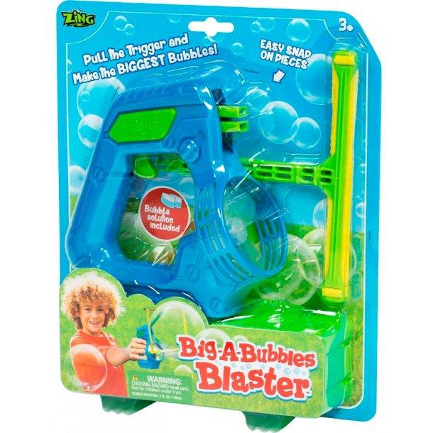 Big bubbles blaster - Sæbeboble maskine