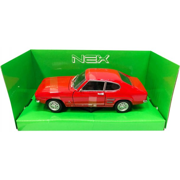 Ford Capri 1969 - rød