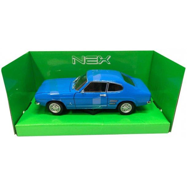 Ford Capri 1969 - blå