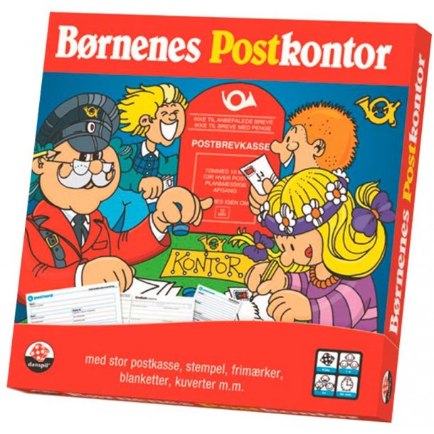 Børnenes postkontor fra Danspil