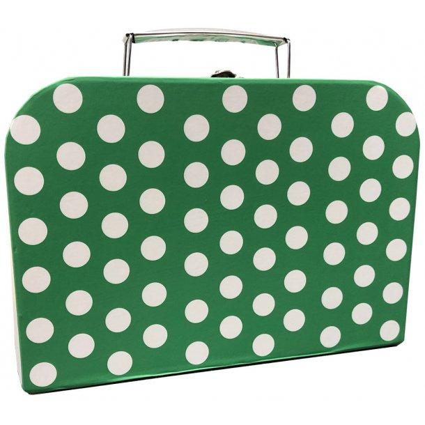 Kuffert - grøn