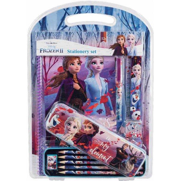 Frozen II skrivesæt