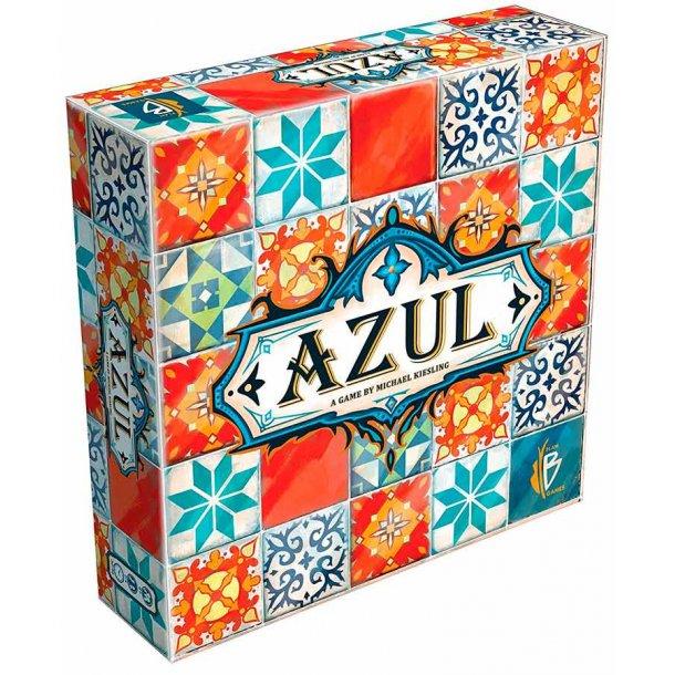Azul - Nordic edition