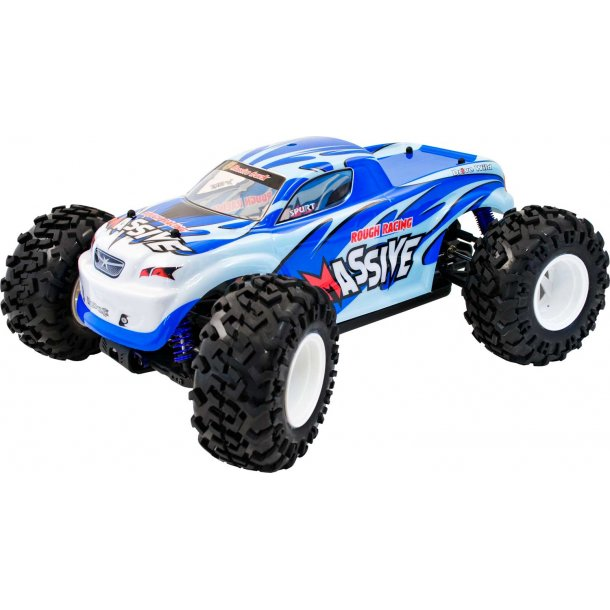 HBX Massive X monster brushless