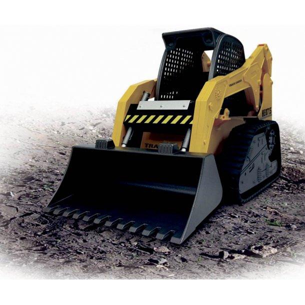 Hobby engine track loader