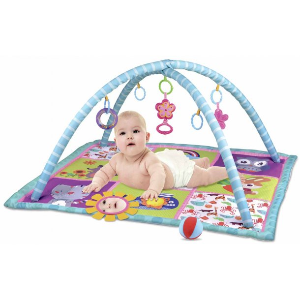 Baby Buddy aktivitetstæppe