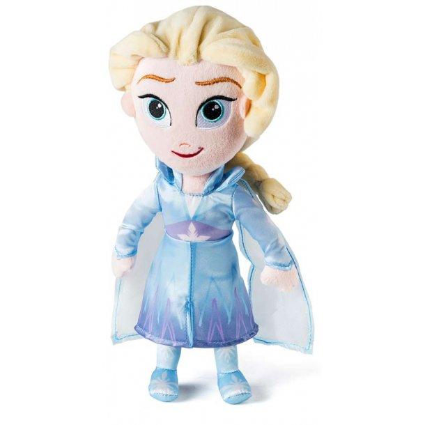 Frozen 2 bamse på 30 cm - Elsa