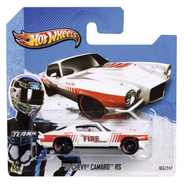 Hot Wheels metal bil