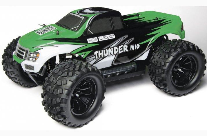 Maxam Thunder M10 - RTR vandtæt