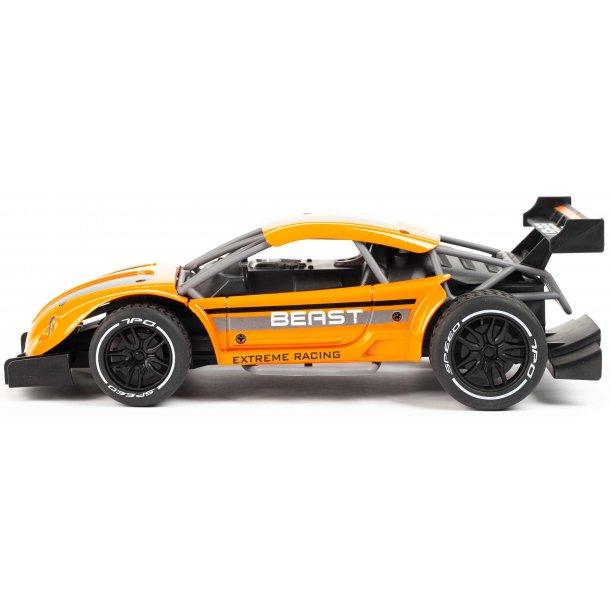 Fjernstyret Road beast metals bil