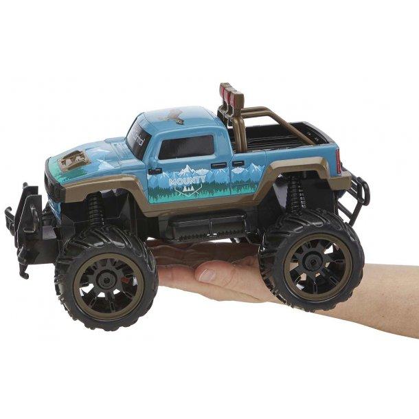 Fjernstyret mounty truck - 1:16