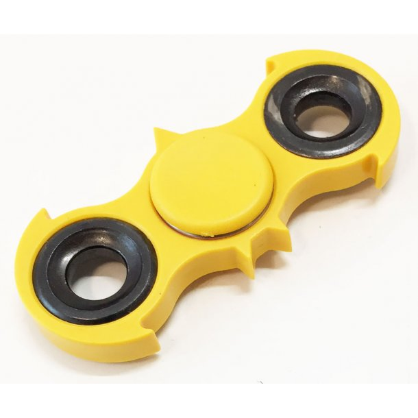 Fidget Spinner batman - gul