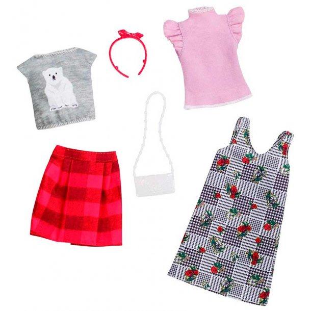 Barbie tøj - sæt 2