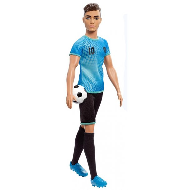Ken dukke - fodboldspiller