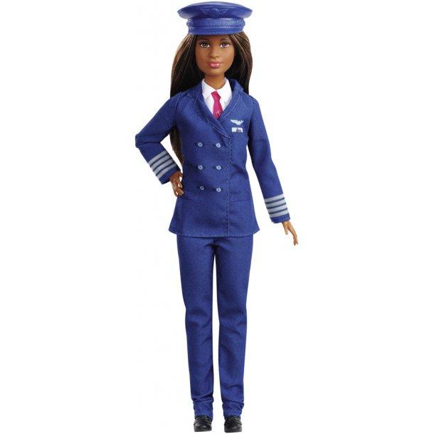 Barbie 60 års dukke - Pilot