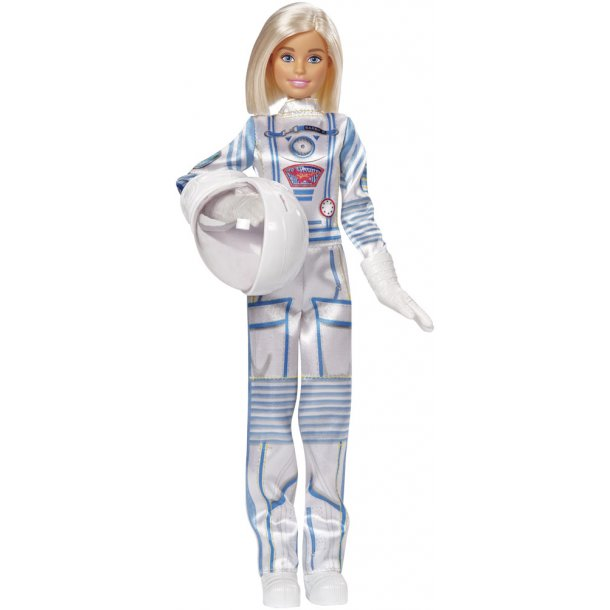 Barbie 60 års dukke - Astronaut