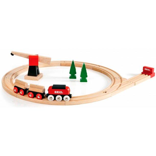 Brio godstog togbane