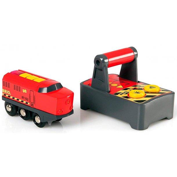 Brio Fjernstyret lokomotiv