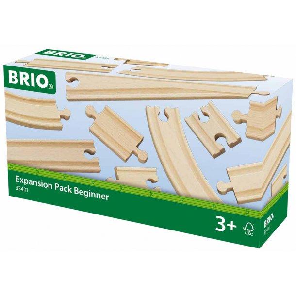 Brio skinnesæt - 11 dele