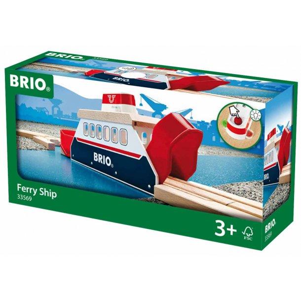 Brio Færge med lyd og lys