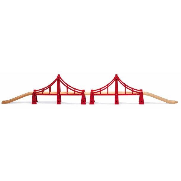 Brio hængebro - 113 cm