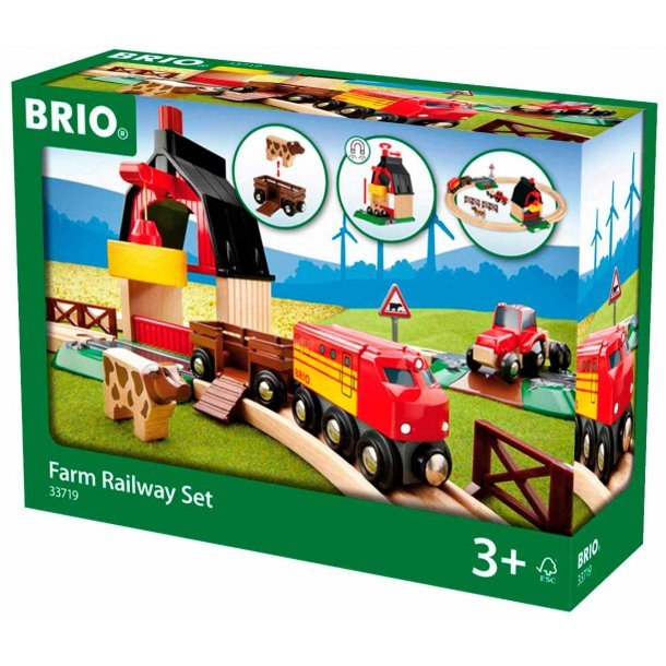 Brio Farm togbane