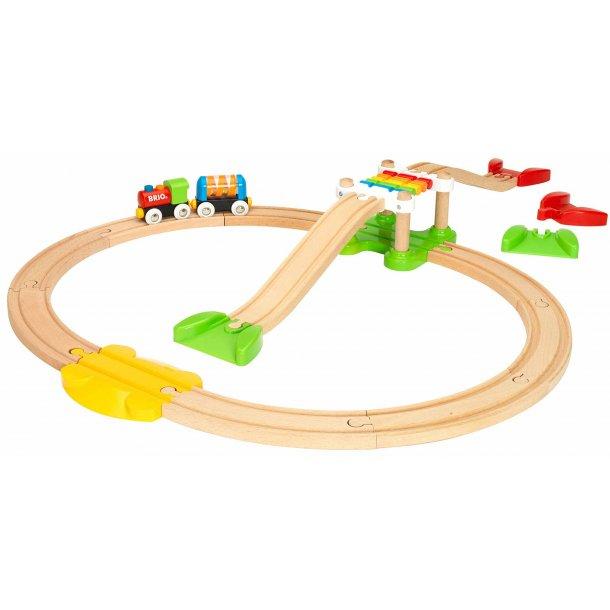 Brio min første togbane