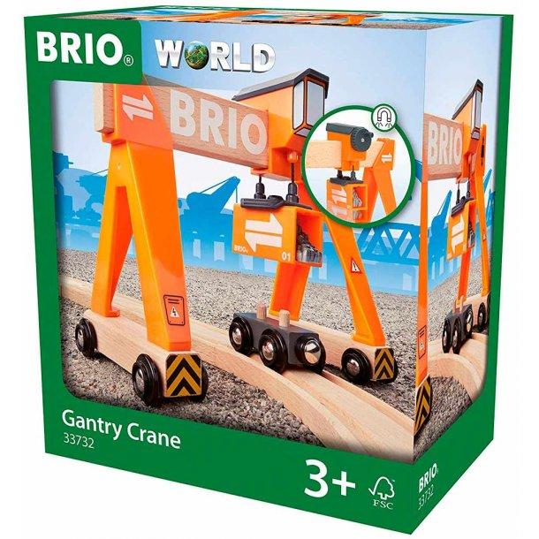 Brio Containerkran