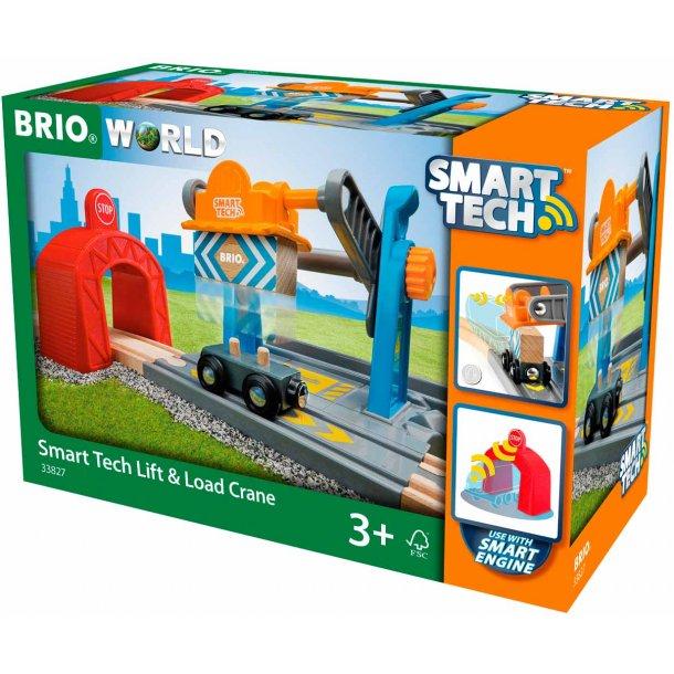 Brio smart tech Løfte og læssekran