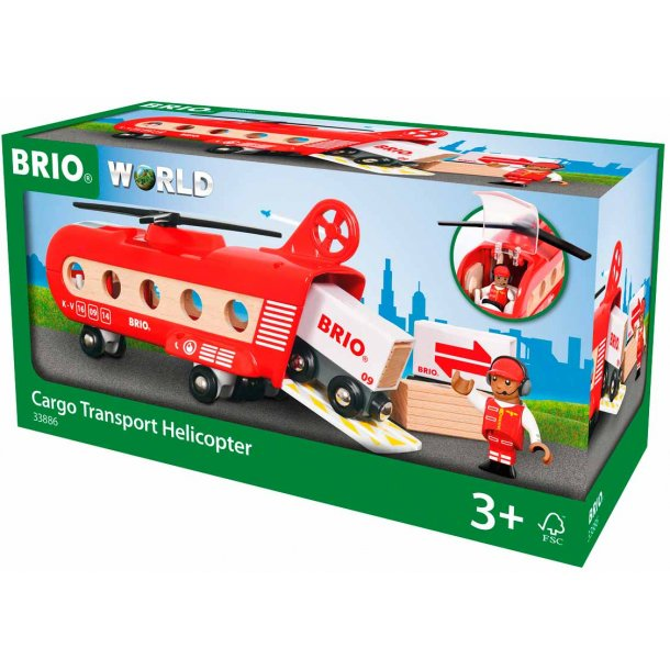 Brio Fragthelikopter