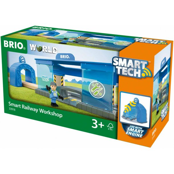 Brio smart tech værksted